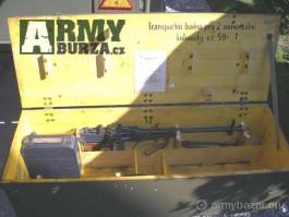 Transportní bedna ke kulometu UK 59