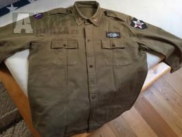 Košile US army - WWII - originál