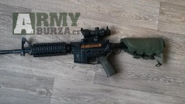 Prodám M4 s upgradem po servisu