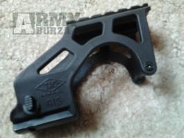 montáž na Glock 17