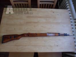 Pažba K98k airsoft-dřevo