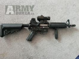 prodam airsoft vybavu + zbran