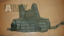 Warrior Assault Systems 901 Elite 4 Chest Rig, TAN