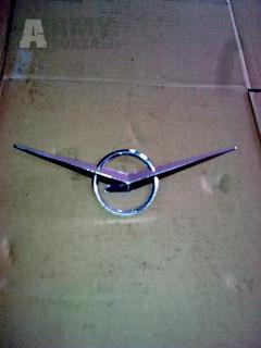UAZ 469,3151,31512,31514,31519,452 Znak UAZ kov.