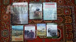US Vietnam - výstroj, doplňky, hodnosti, knihy, ...