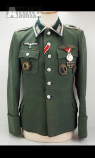 Německá uniforma