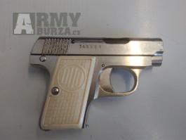 """Pistole """"DUO"""" F.Dušek.Opočno 6,35"""