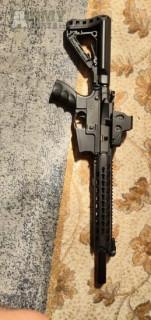 G&G CM16 Predator FULL UPGRADE