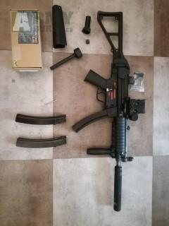 MP5 WE GBB