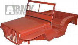 Jeep kastle kit