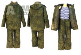 Ruske armadne zimne maskace digital flory (EMR)