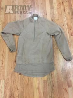 US Army nehořlavá termo mikina - triko silnější gramáže - Polartec FR