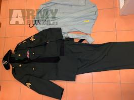 vychazkova uniforma US Army