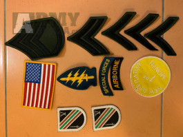 nasivky US Army