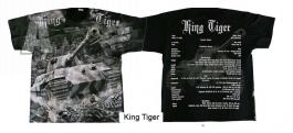 Tričko King Tiger