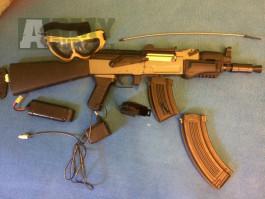 AK 74 airsoft