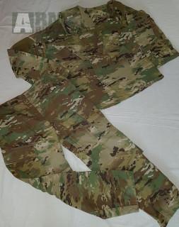 US Army ACU OCP Scorpion uniforma, maskáče