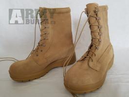 US Army Belleville Goretex Combat Boots, boty, kanady