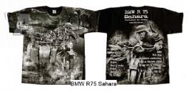 Tričko BMW Sahara