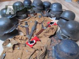Dobře zaplatím za staré,vojenské věci do r.1945