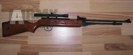 Vzduchovka s puškohledem 4x20 B-3-3