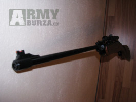Vzduchovka s puškohledem 4x20 B-2-4