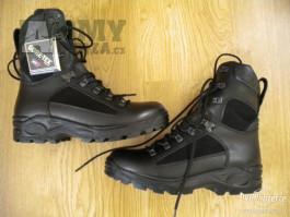 boty vojenské goretex