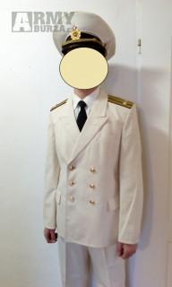Uniforma SSSR Námořní vycházková, kompletní CCCP original