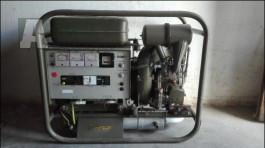 Elektrocentrala 4,4kW 400/230 V