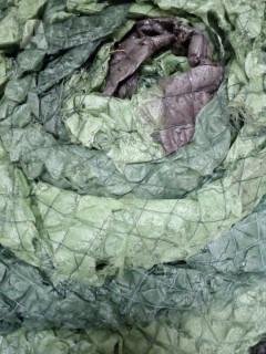 Maskovací sítě použité