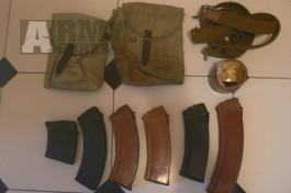 zásobníky AK