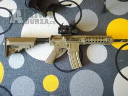 M4 cyma+upgrade