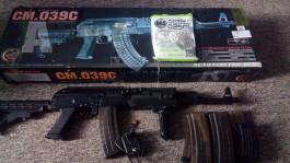 AK47 CM.039C - celokov