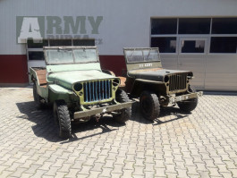 Jeep Willys GPW