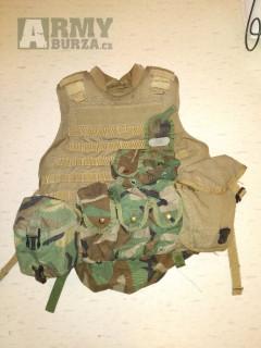 USMC vesta SPARŤAN coyot