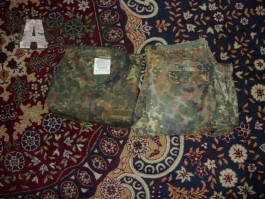 Bundeswehr kalhoty a blůza větší velikost
