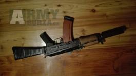 Prodam AK-74U + prislusentstvi