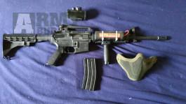 M4A4 ris