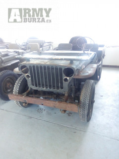 Willys MB Ford GPW Jeep