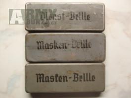 DIENST,MASKEN,MASTEN BRILLE - Wehrmacht