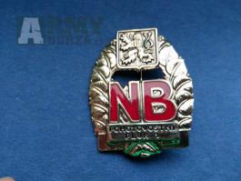 SNB VB pohotovostní NB pluk