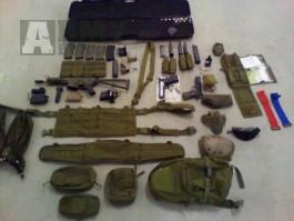 Prodej komplet věcí na airsoft - přezbrojuji