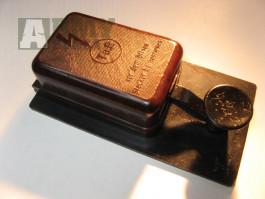 Telegrafní klíč