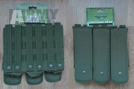 Prodám Condor Outdoor sumka olive na 4 a 6 ks zásobníku AK 47-74, SA-VZ.58