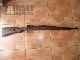 Prodám expanzní pušku G33/40 v ráži 308 Win. volně od 18 let