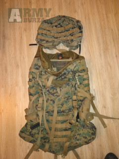 USMC ILBE main pack generace 2