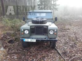 Prodej LAND ROVER 109 series III
