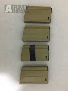 Zásobníky SCAR-H (točáky,kov)