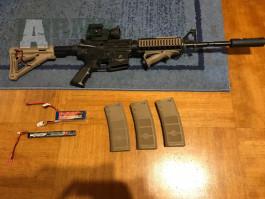 M4 G&P 140m/s