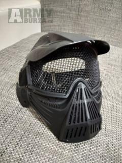 Maska ochranná, na celú tvár